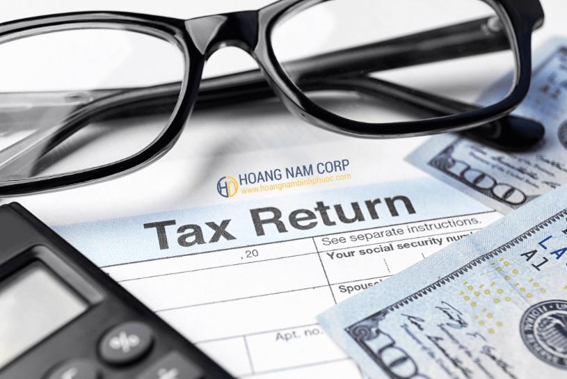 Dịch vụ khai báo thuế