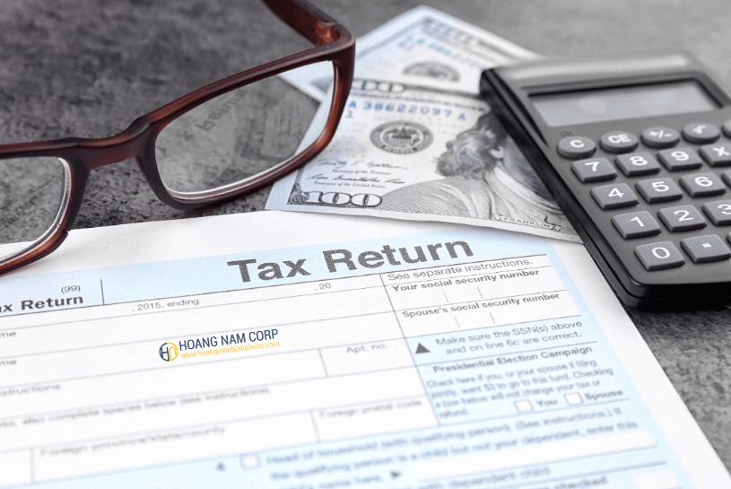 Dịch vụ kê khai thuế ban đầu